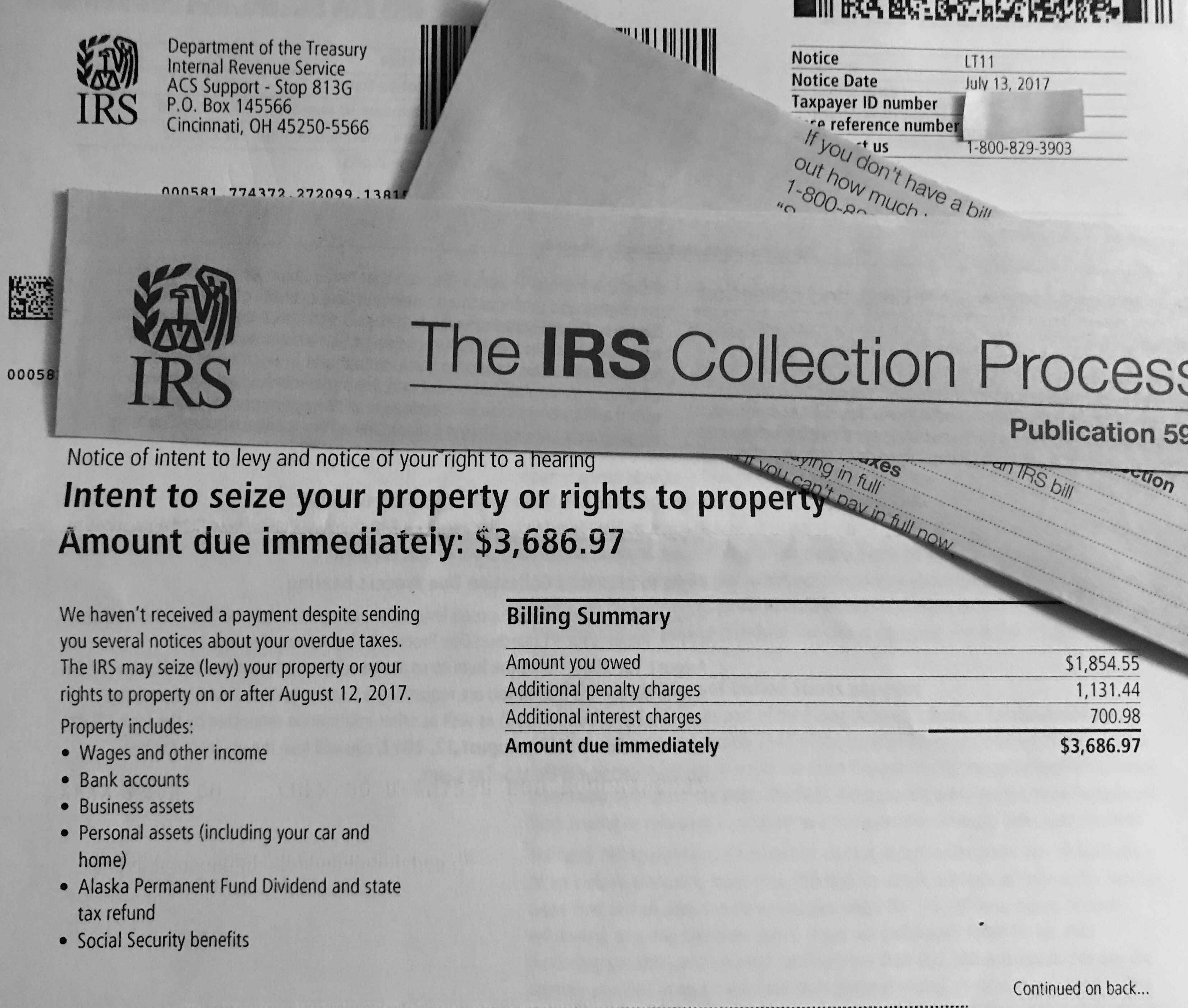 How to request an irs payment plan installment agreement to avoid worst nightmare irs letter turned positive growing experience falaconquin