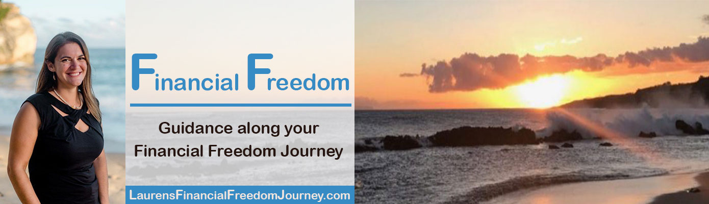 Laurens Financial Freedom Journey